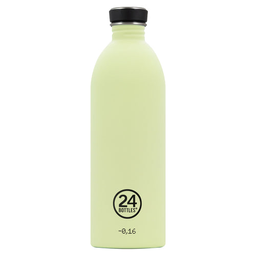 24bottles Super-lightweight Urban Water Bottle - 1L - Pistachio Green