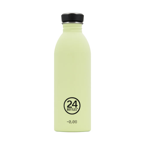 24bottles Super-lightweight Urban Water Bottle - 500ml - Pistachio Green