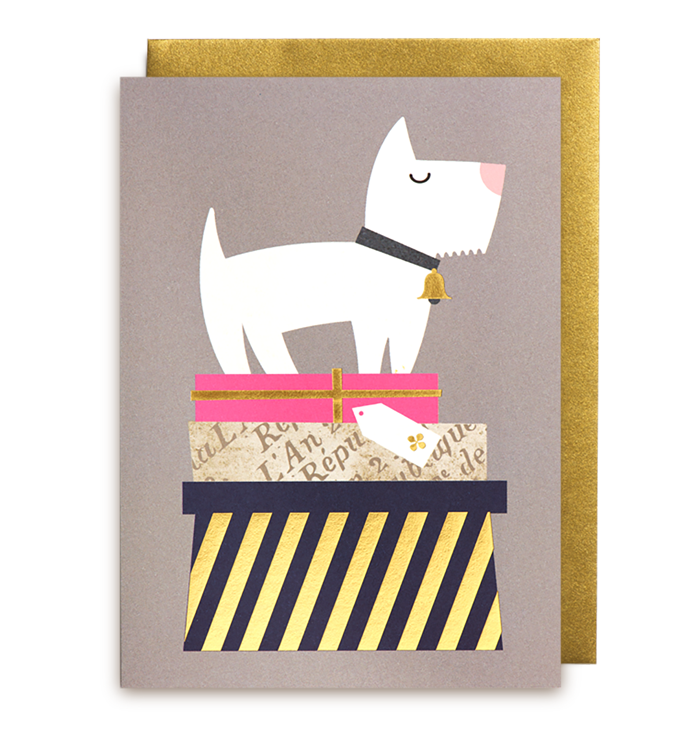 Kelly Hyatt (Petit Atelier) - Dogs & Gifts Card