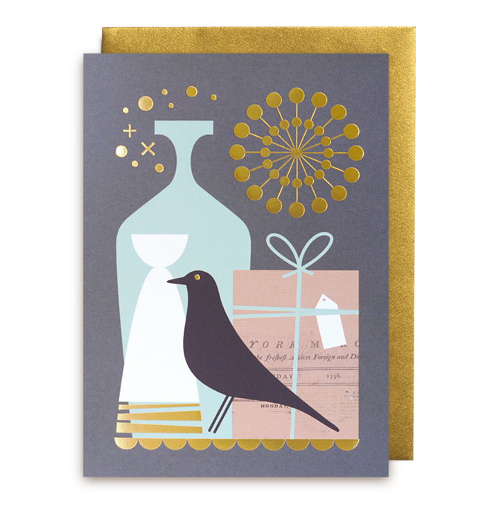 Kelly Hyatt (Petit Atelier) - Eames Home Card