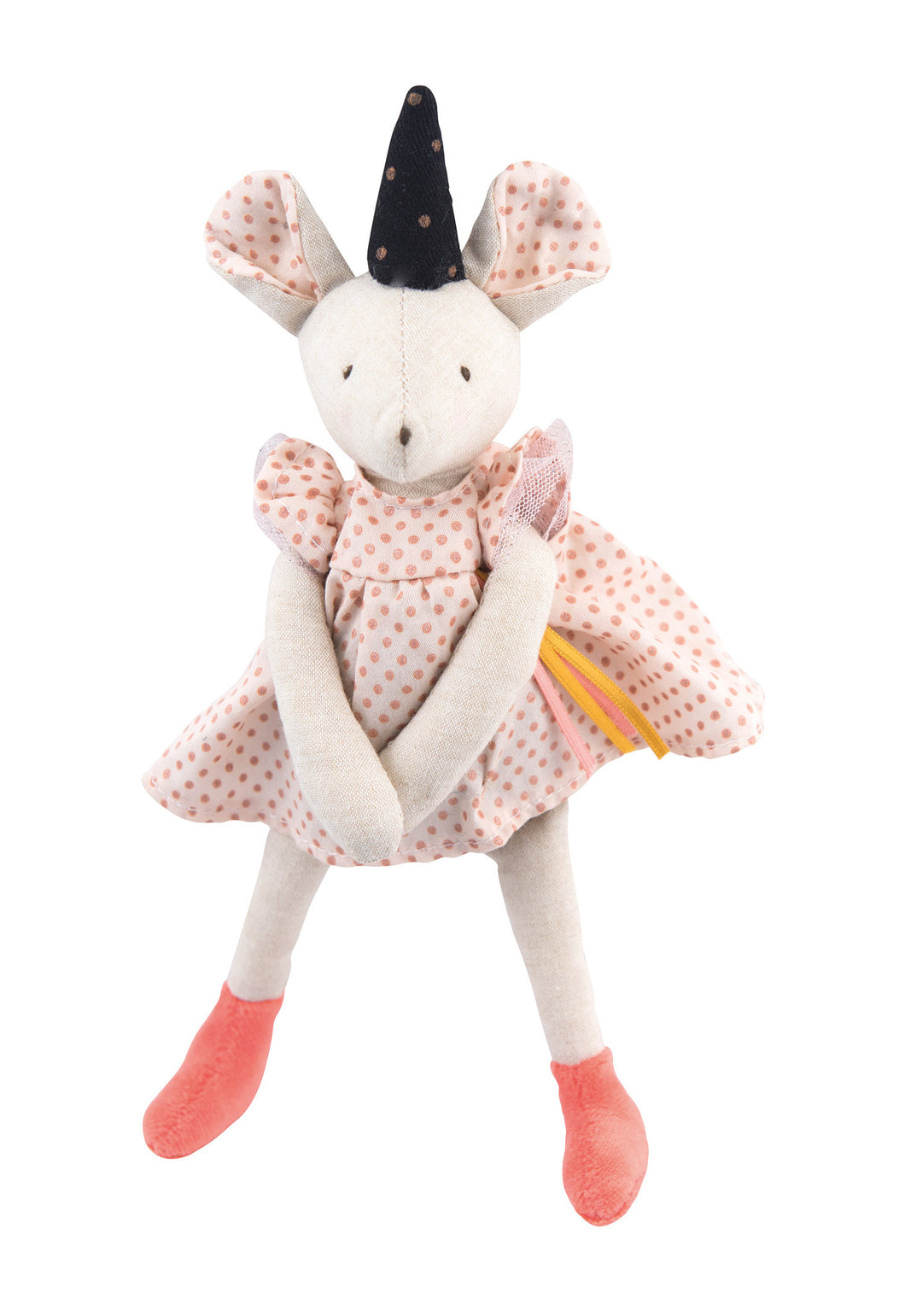 Moulin Roty - Il Etait une Fois - pointy hat mouse