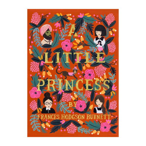 A little princess by Frances Hodgson Burnett Book