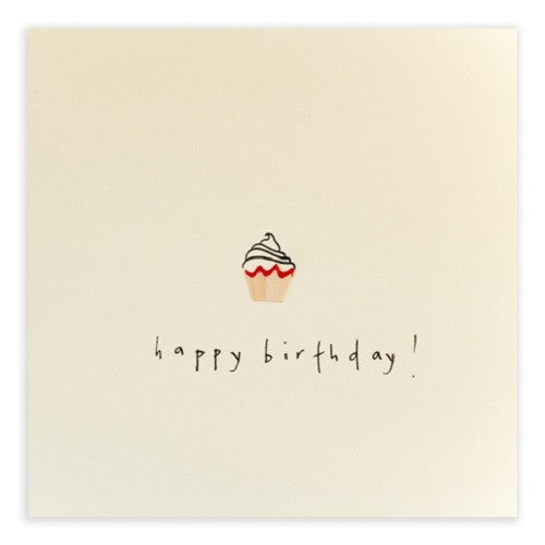Ruth Jackson - Cupcake - Pencil Shavings Card