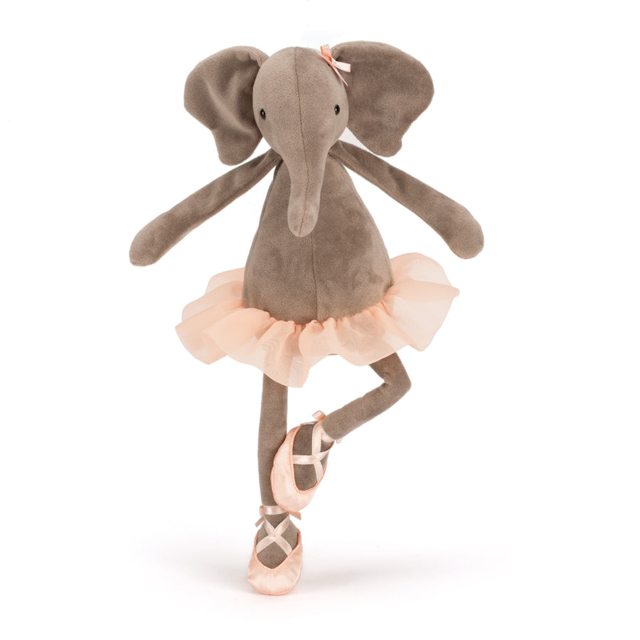 Jellycat - Dancing Darcey Elephant Small