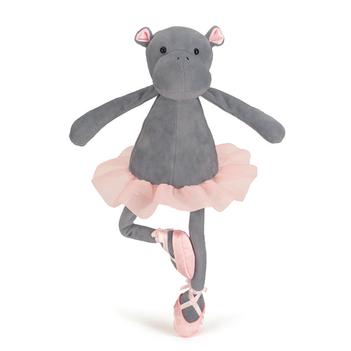 Jellycat - Dancing Darcey Hippo