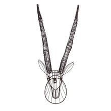 Eko Wire Antelope Head