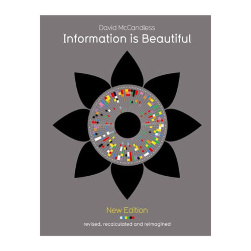 Information is Beautiful - New Edition Book