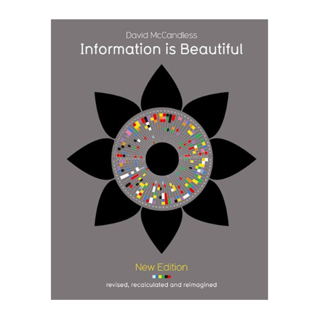 Information is Beautiful David McCandless book