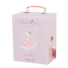 Lala the ballerina mouse tutu wardrobe suitcase closed
