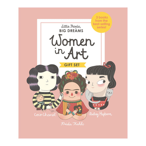 Bookspeed - Little People Big Dreams: Women in Art Box Set