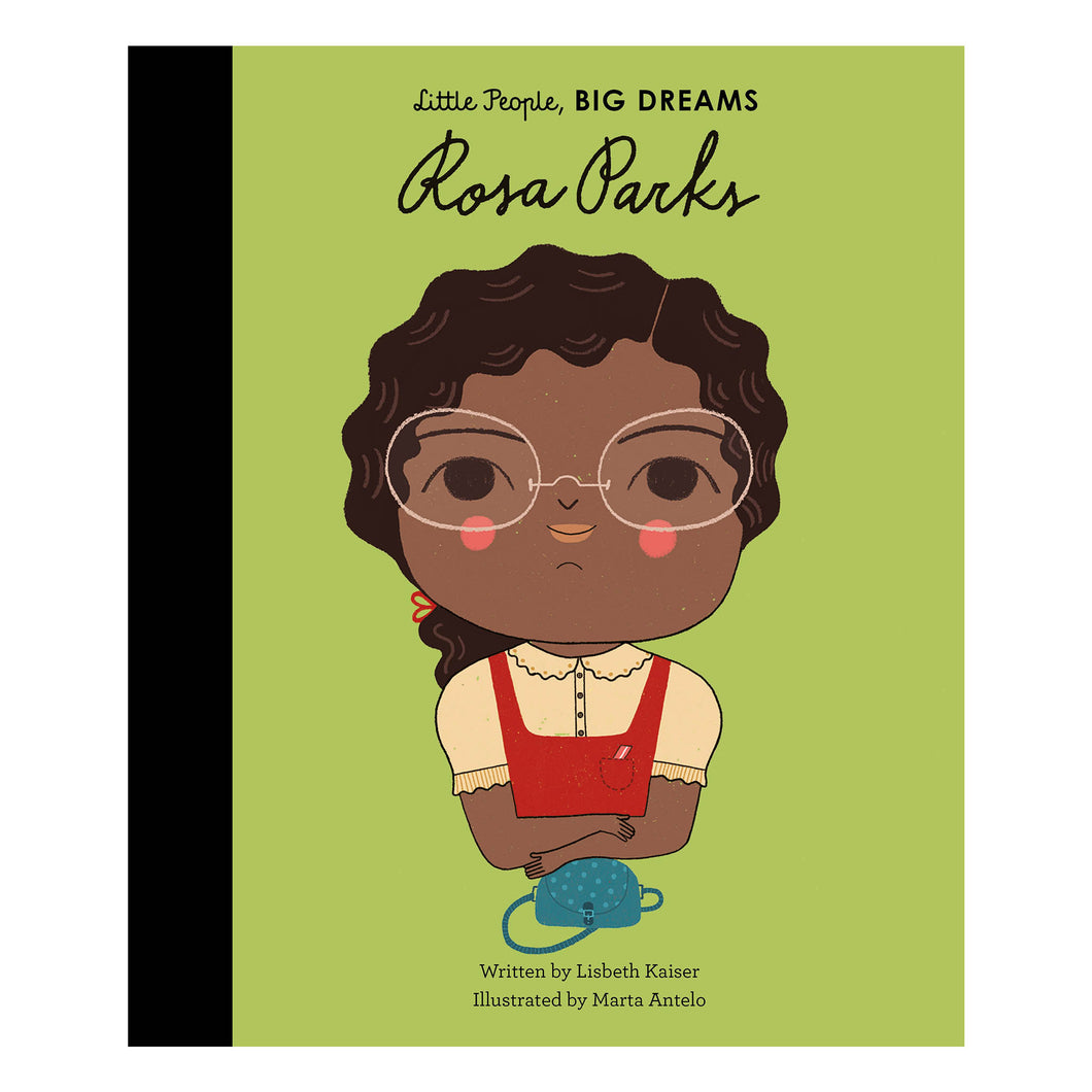 Little People Big Dreams book rosa parks