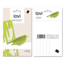 Lovi - Bird - Small - Light Green
