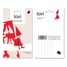 Lovi Elf Girl - Red