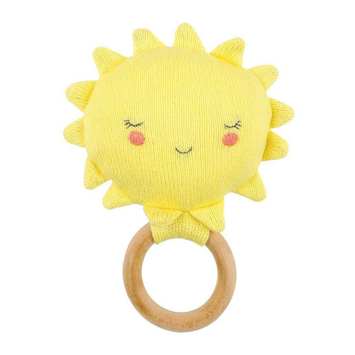 Meri Meri - Knitted Sun Rattle