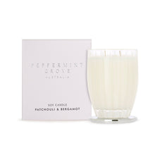 Peppermint Grove - Patchouli & Bergamot - 350g Candle