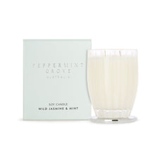 Peppermint Grove - Wild Jasmine & Mint - 350g Candle