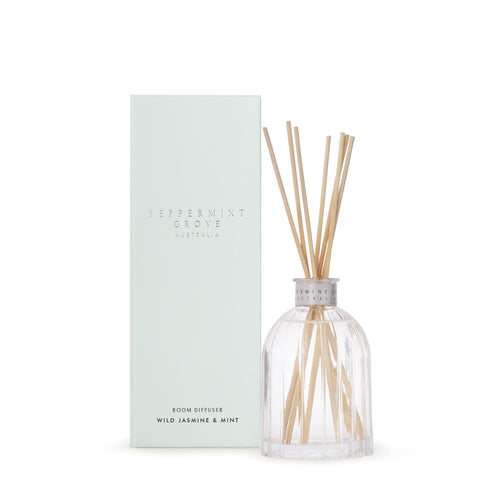 Peppermint Grove - Wild Jasmine & Mint - Diffuser 200ml