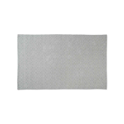 Provence Dove Grey Medium Recycled Bottle Rug