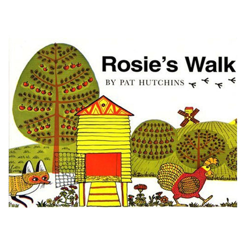 Rosies Walk By Pat Hutchins book