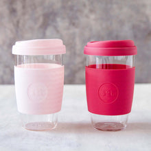 SoL Cup - Sol Hand Blown Glass Reusable Cup - 16oz