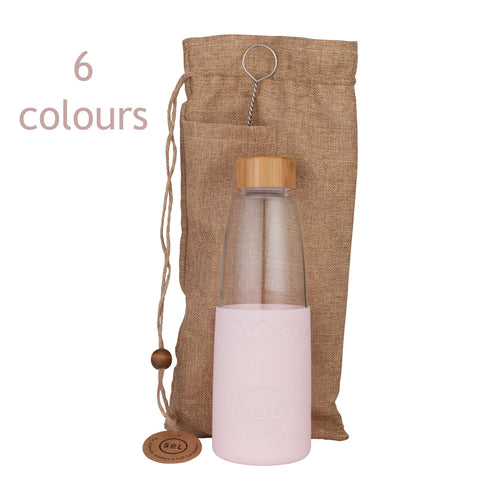 SoL Cup - Sol Hand Blown Glass Reusable Bottle