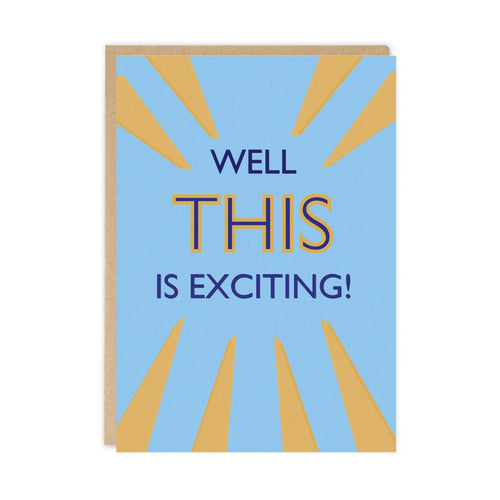 Tor Grey Well THIS Is Exciting Card