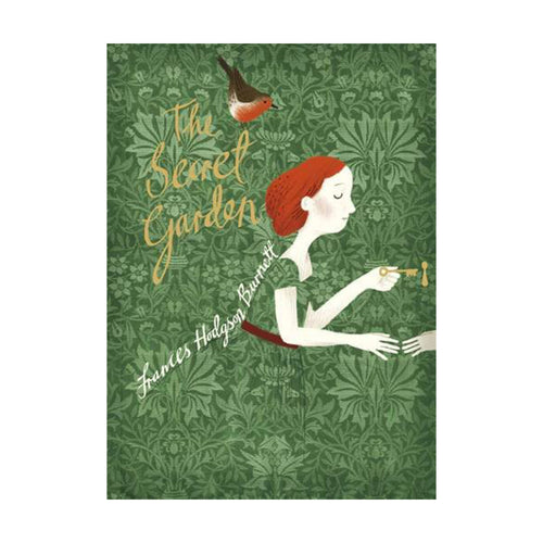 The Secret Garden by Frances Hodgson Burnett Book