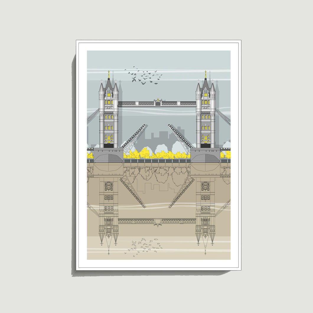 Tower Bridge Print A3