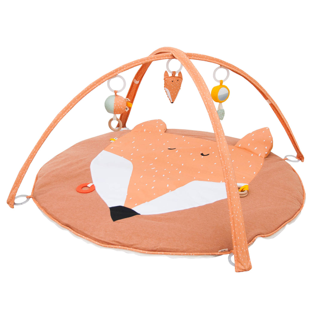 2fccbcd12fe Trixie - Mr Fox - Activity play mat with arches – Victoria Windsor