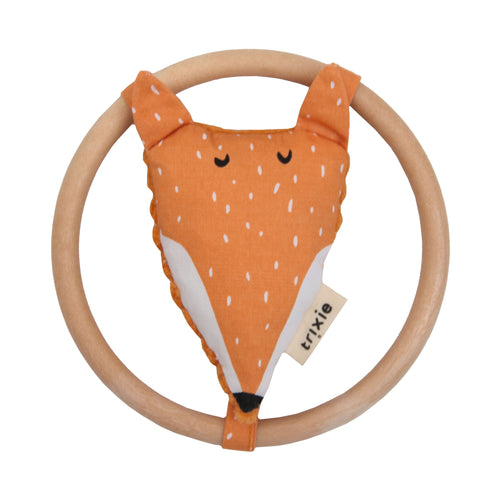 Trixie - Mr Fox - Rattle
