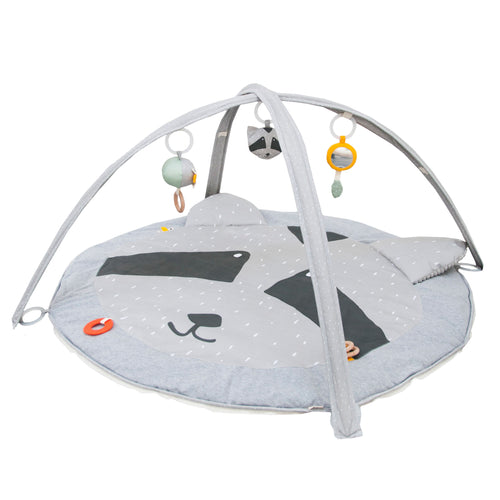 Trixie - Mr Raccoon - Activity play mat with arches