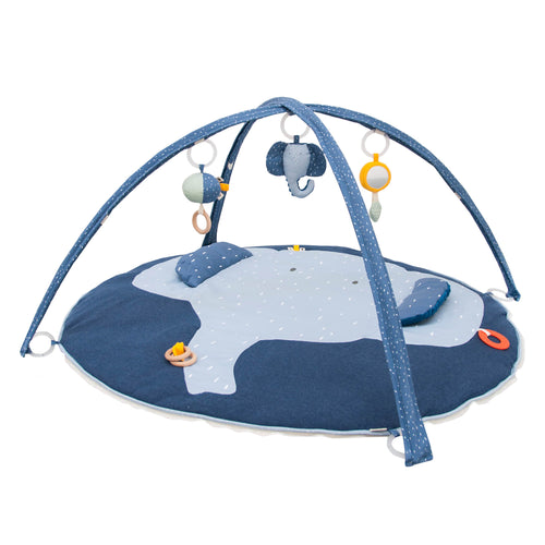 Trixie - Mrs Elephant - Activity play mat with arches