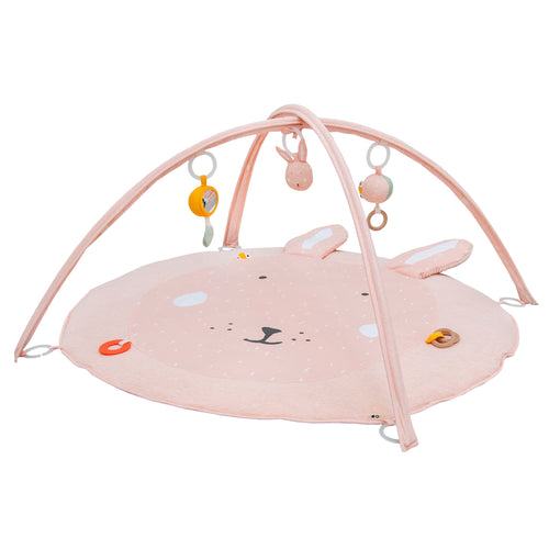 Trixie - Mrs Rabbit - Activity play mat with arches