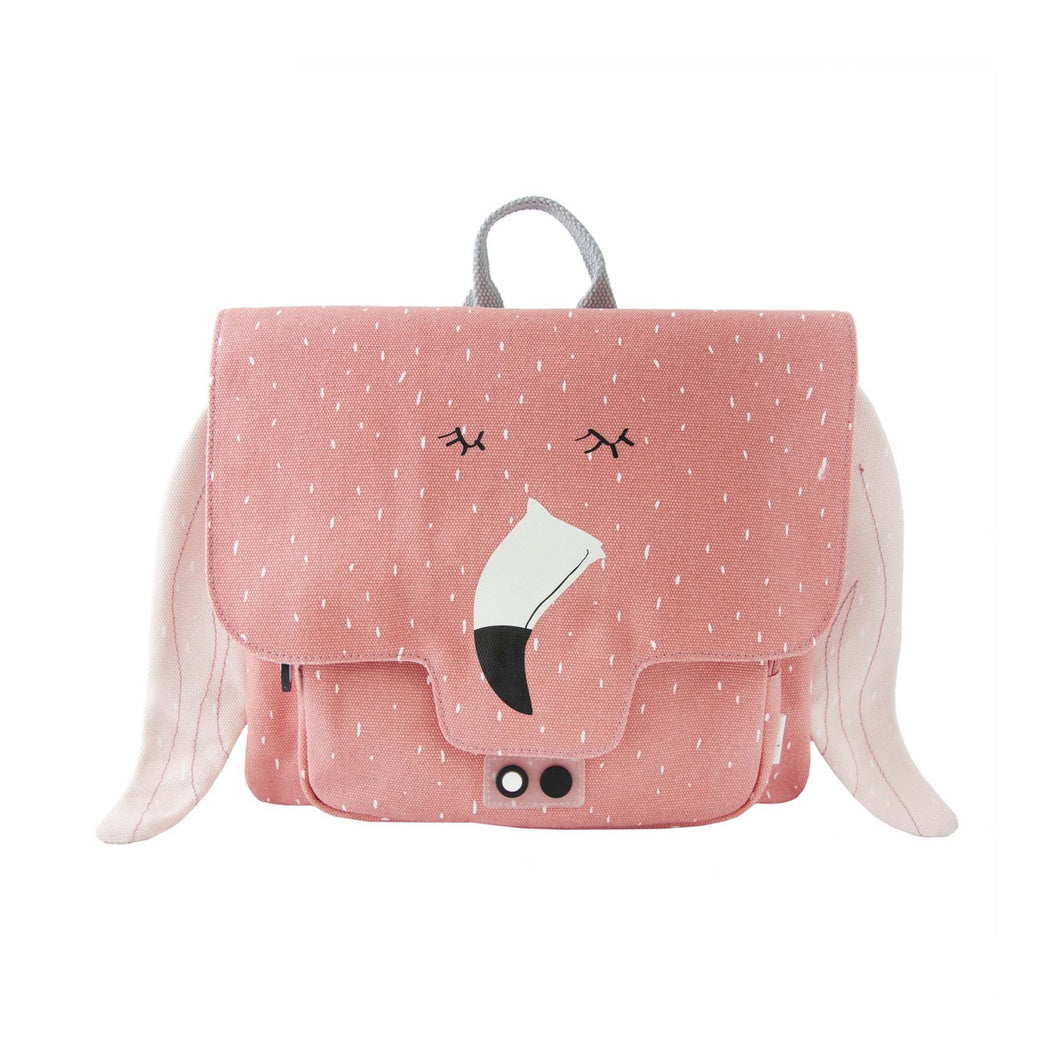 Trixie - Mrs Flamingo Satchel