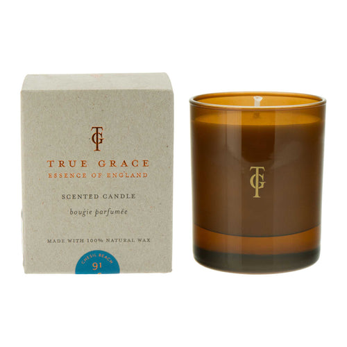 True Grace - Burlington Small Scented Candle - Chesil Beach