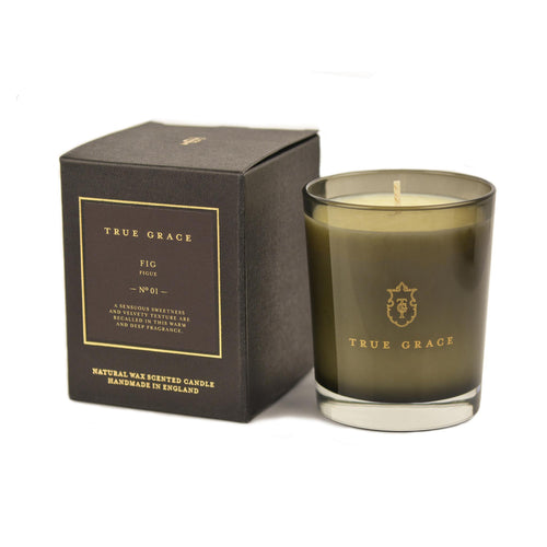 True Grace - Manor Classic Scented Candle - Fig