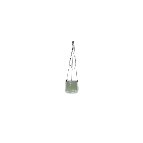 Viri Hanging Planter - Emerald - Small