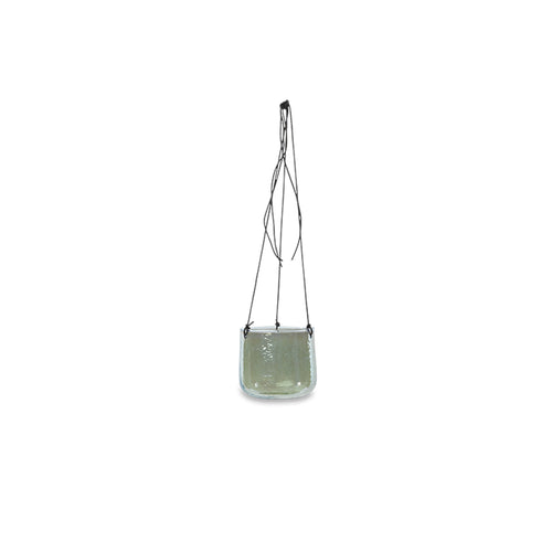 Viri Hanging Planter - Emerald - medium