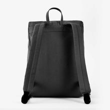 Walk with me Barcelona backpack black back