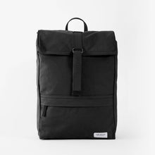 Walk with me Barcelona backpack black front