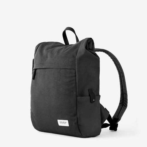 Walk with me Madrid backpack black main
