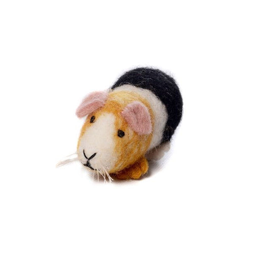 amica felt decoration jess the guinea pig