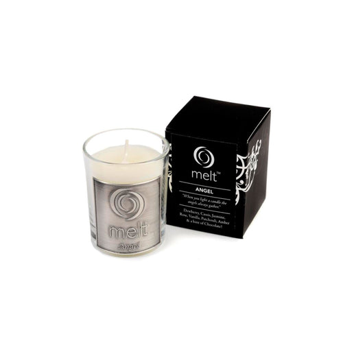 angel scented room scenter votive candle by melt