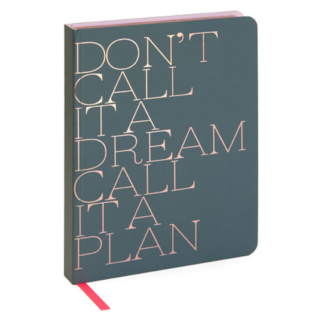 Artebene - Don't Call It a Dream Notebook A5