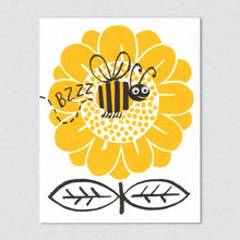 Lisa Jones Studio - Buzzing Bee Card