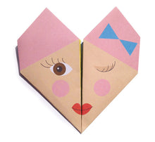 Lollipop - Origami Notepaper Set Bellas Mixed Set