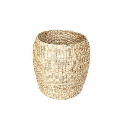 broste Oliver Sea Grass Basket - Medium