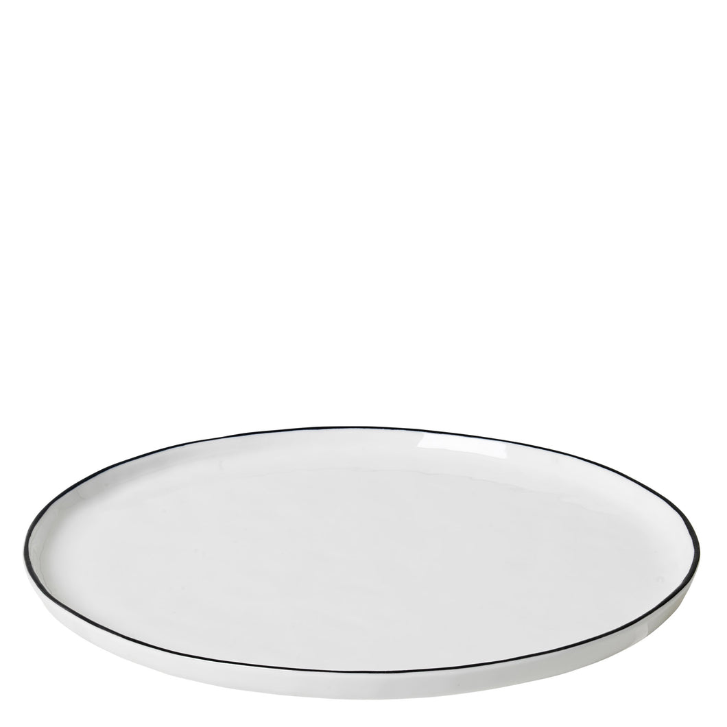 broste - Salt Tableware - Dinner Plate