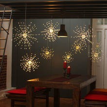 collecton starburst light decoration