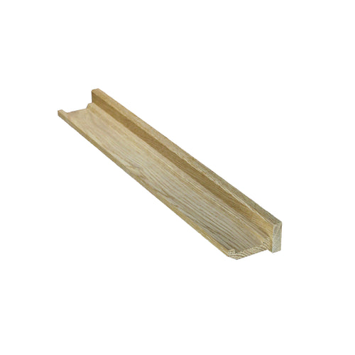Creamore Mill - Oak Picture Ledge - Medium